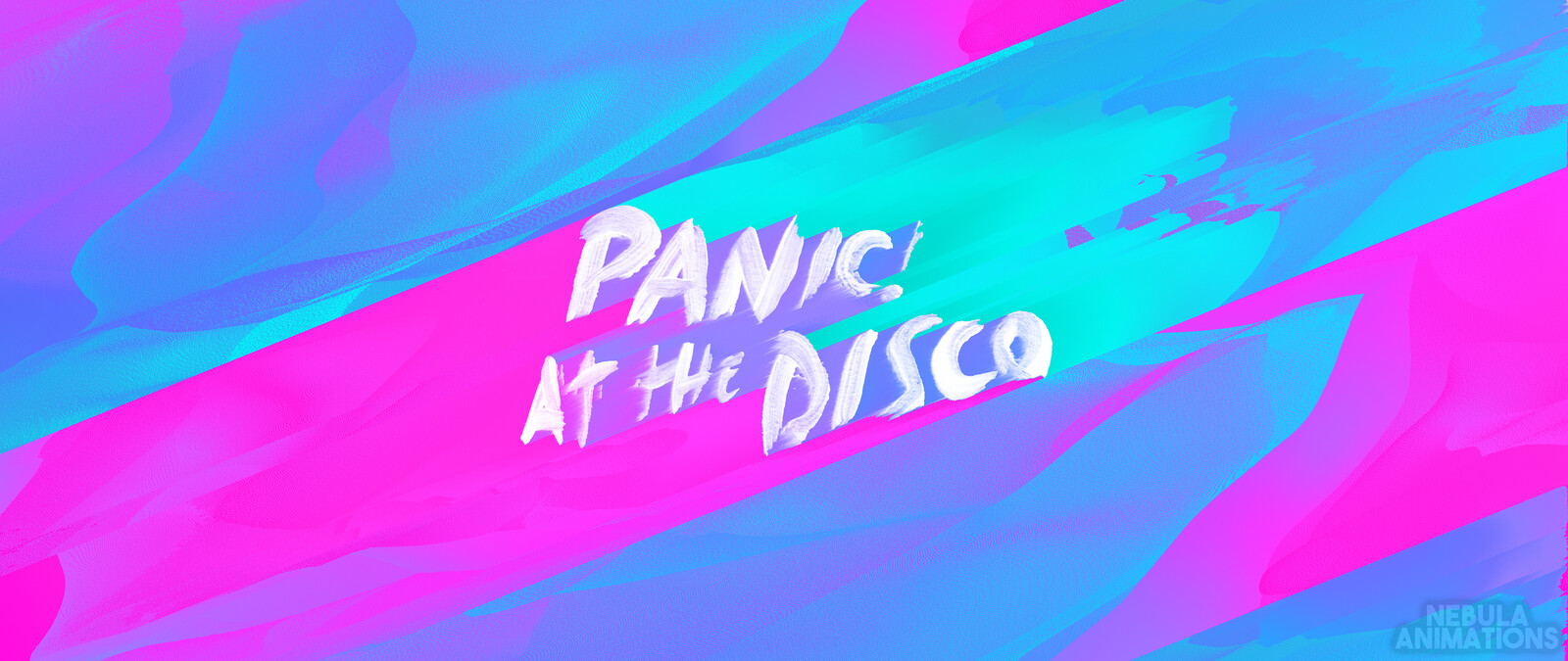 Artstation Panic At The Disco Glitch Wallpaper Joey Falanga