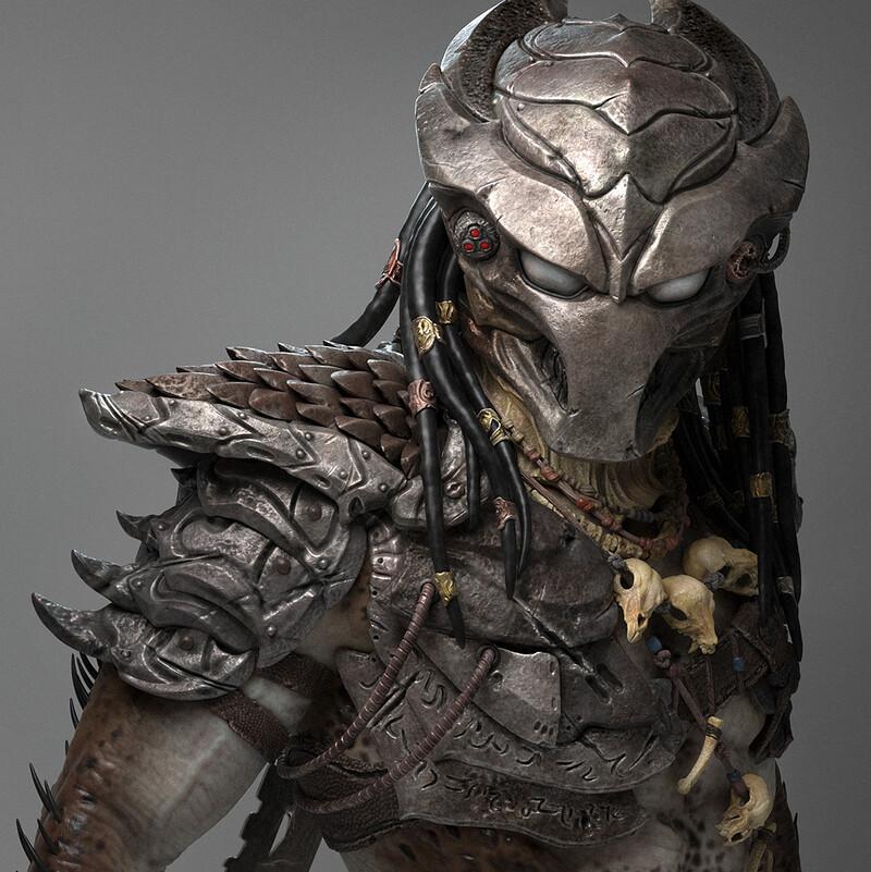 Predator Redesign