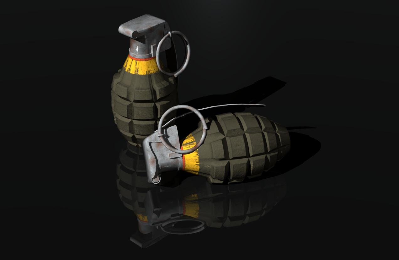 Jordan cameron grenaderender 5
