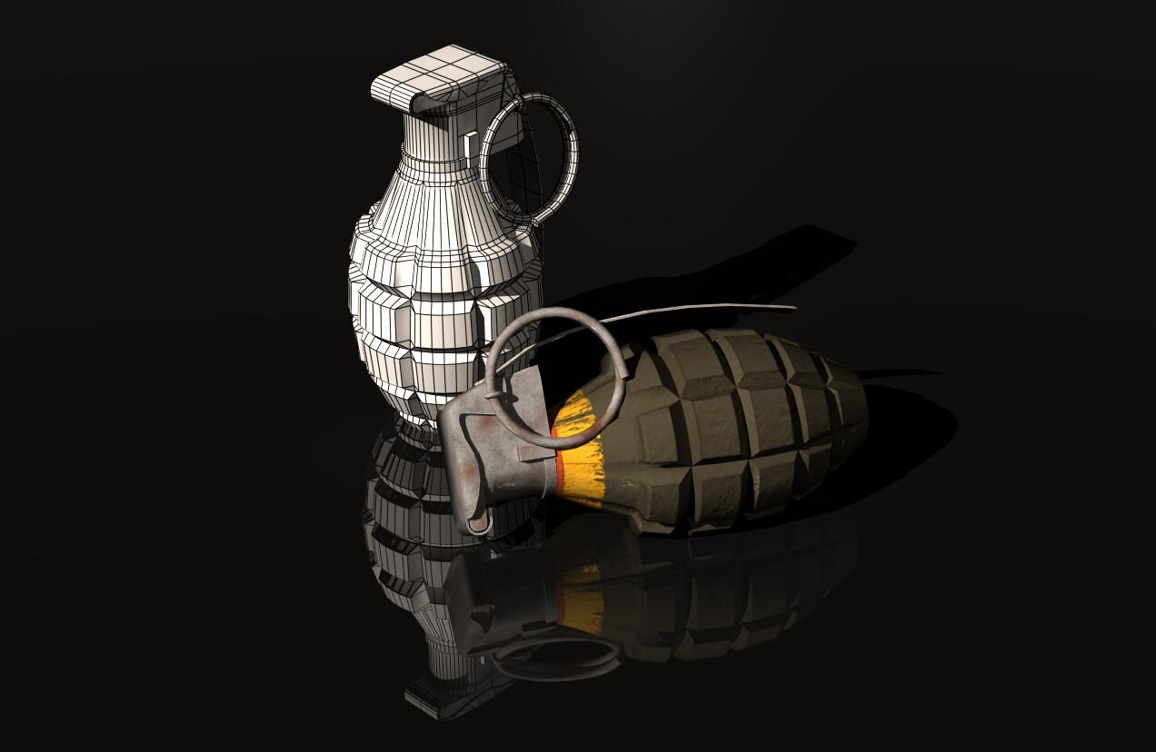 Jordan cameron grenaderender 6