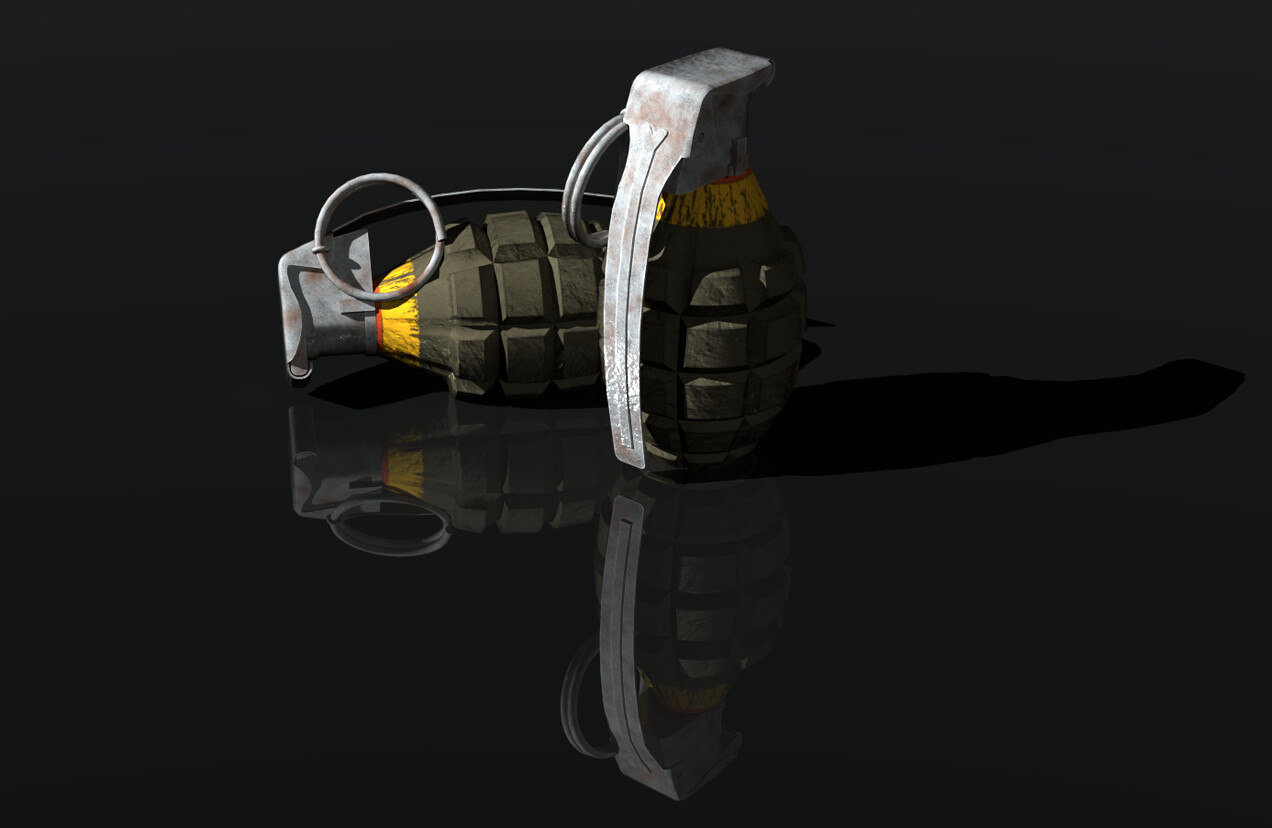 Jordan cameron grenaderender 2