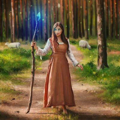Irem erbilir village witch