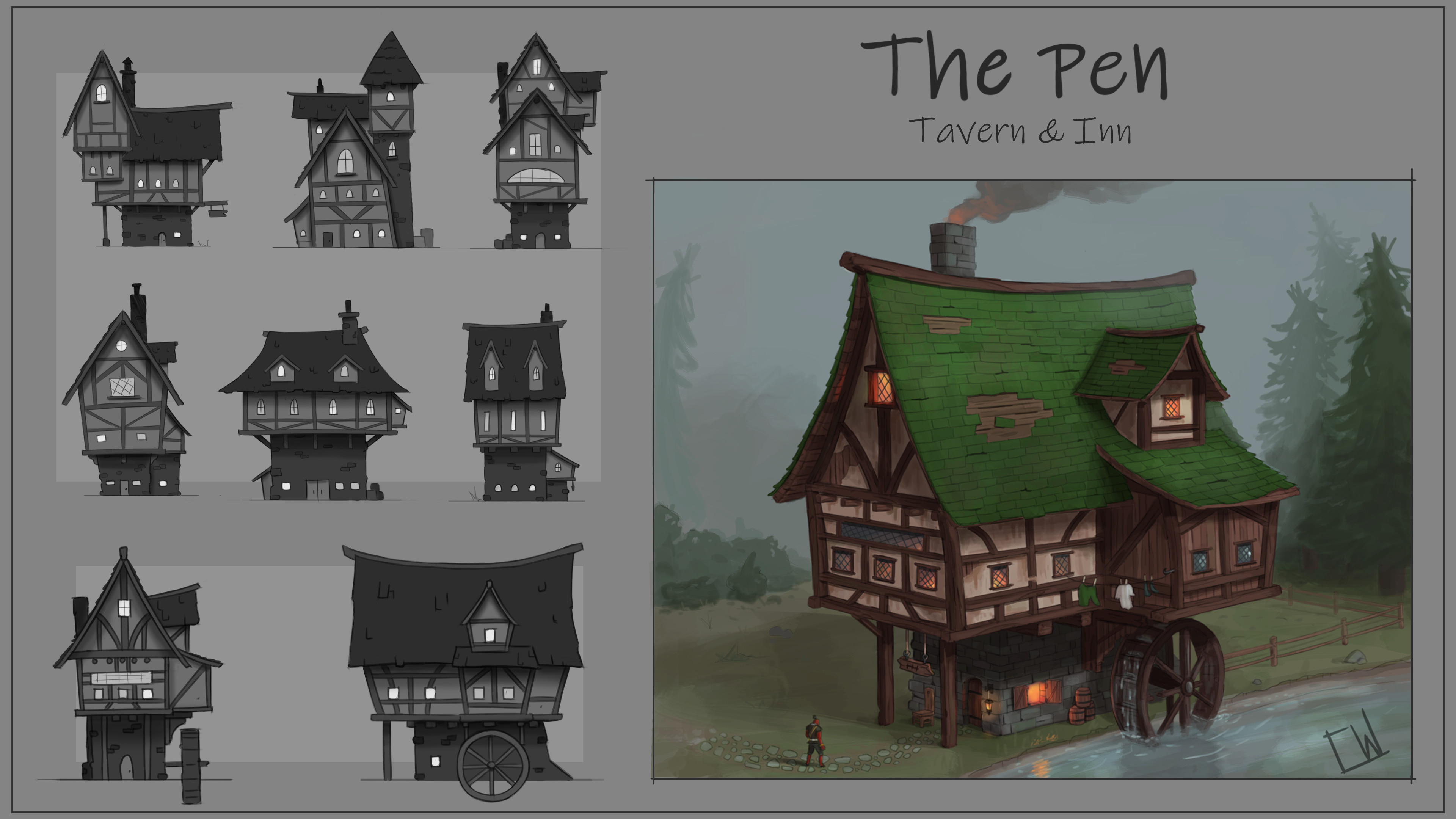 The pen Tavern & Inn