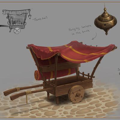 Connor widdows connor widdows traders cart