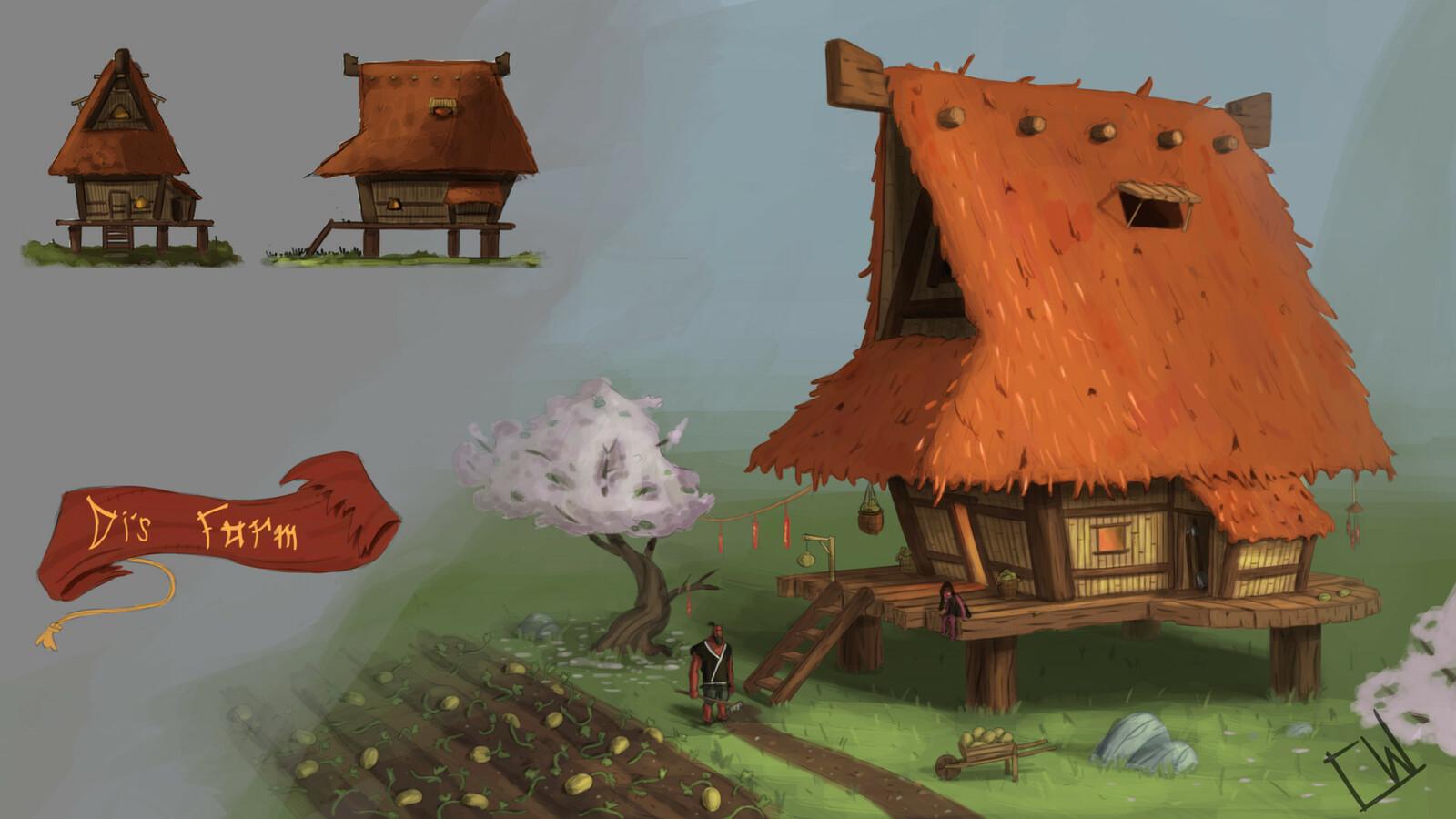 Di's farm