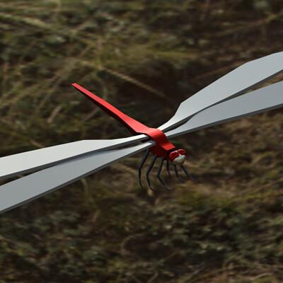 Joseph moniz dragonfly001a