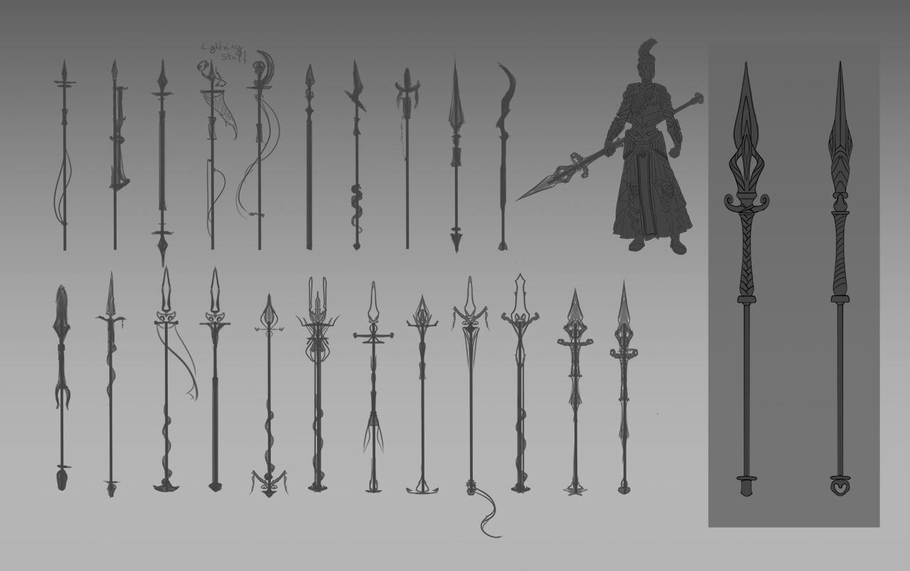 Elizabeth ware athena3 spear