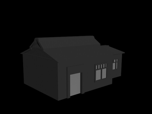 Village House 2: Side