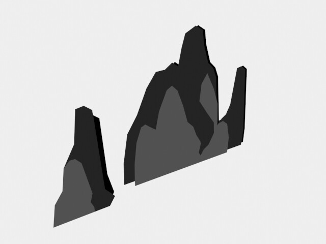 Mountains 2: Side