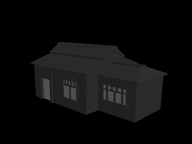 Village House 2: Side 2