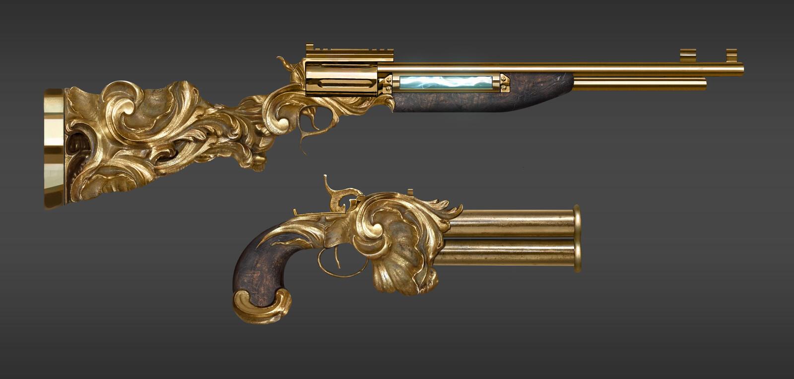 Rococo Firearms