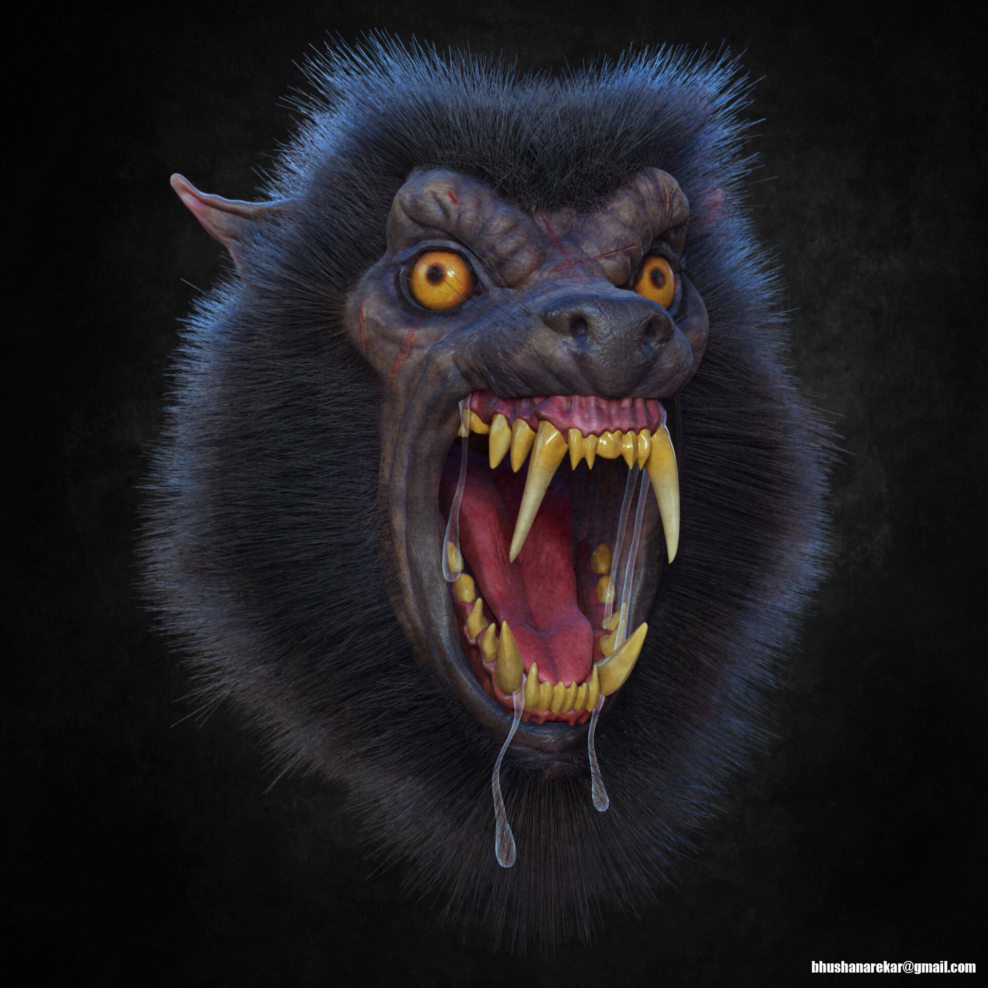 Bhushan arekar werewolf2