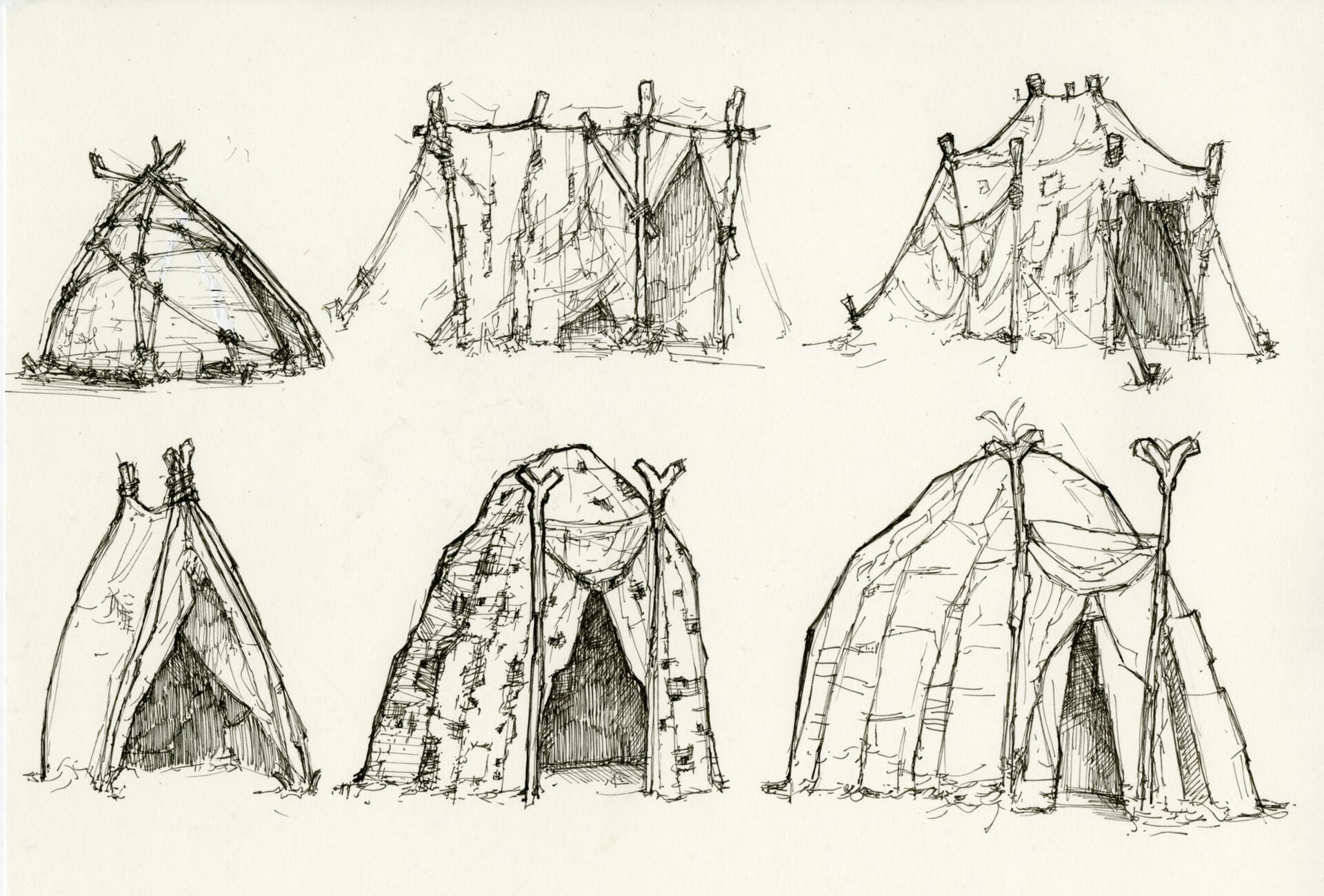 Sherif habashi 02 tents 02