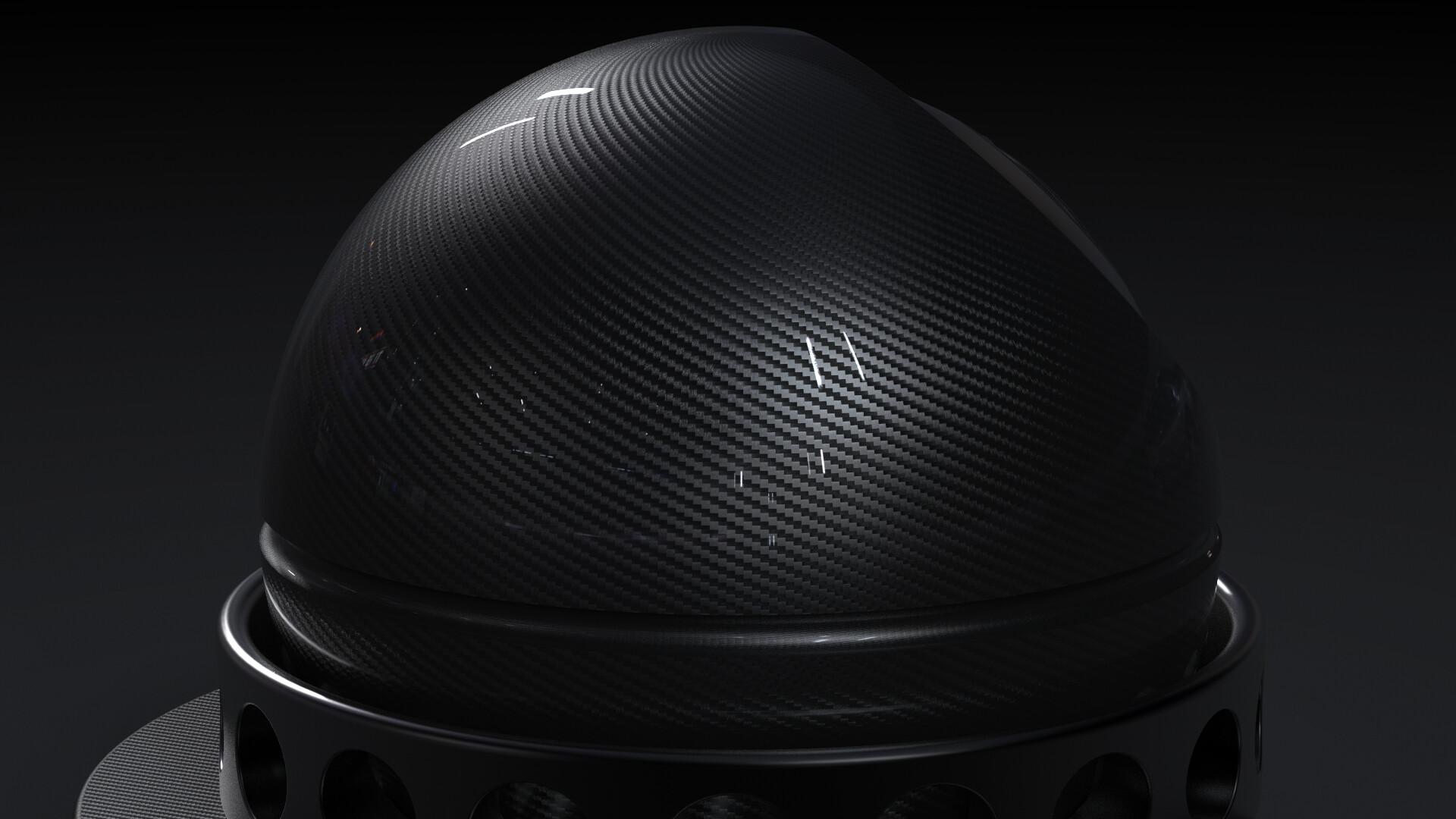 ArtStation - Carbon Material | Keyshot 8 Pro, Ryan Giffary