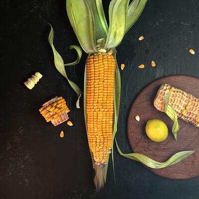 Veda prashanth corn image 1