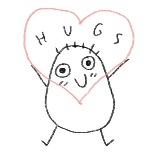 Korina hunjak hugs