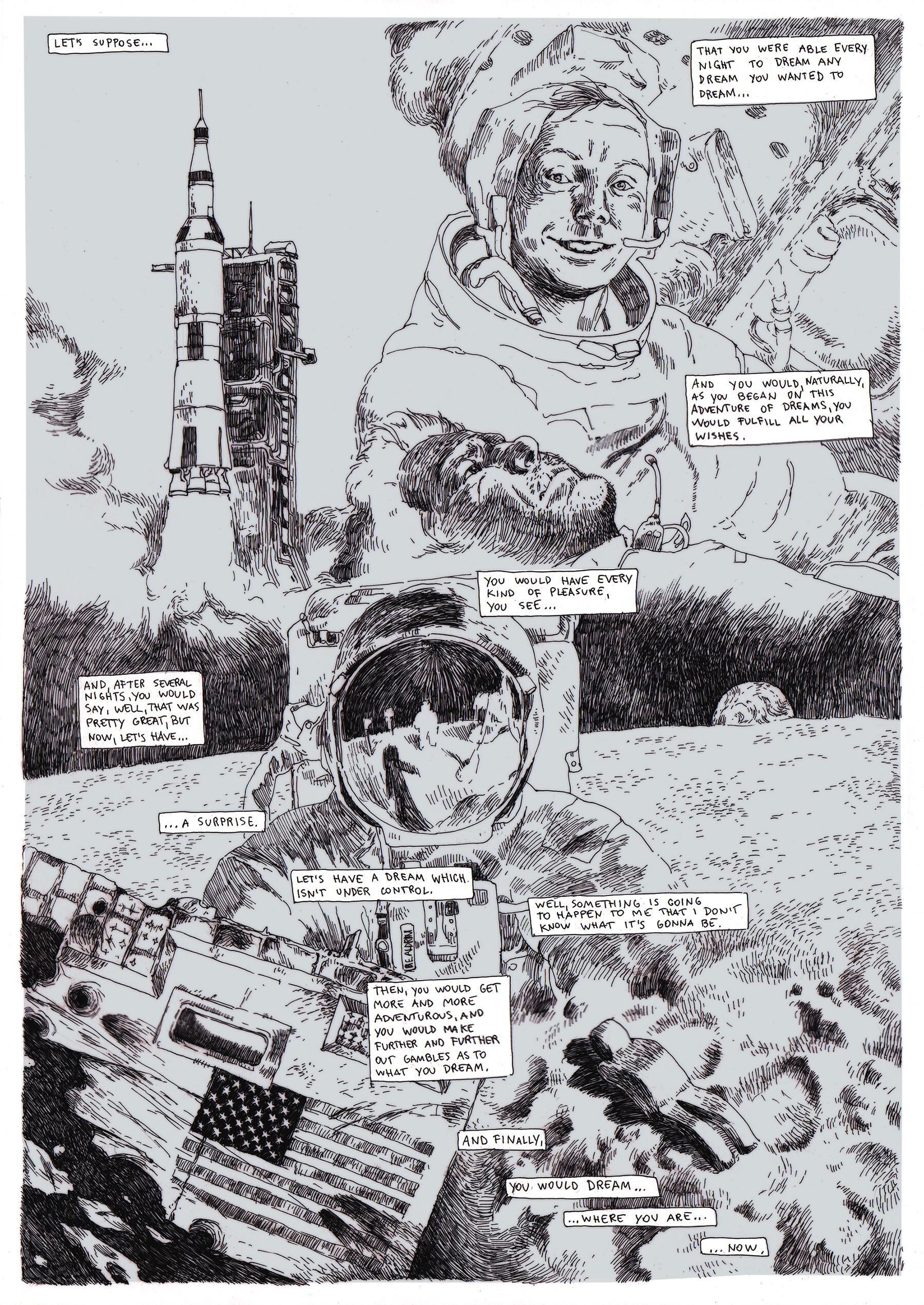 Korina hunjak fallen astronaut small