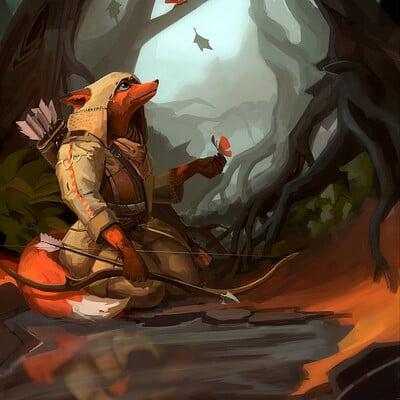Yaroslav golubev fox armor
