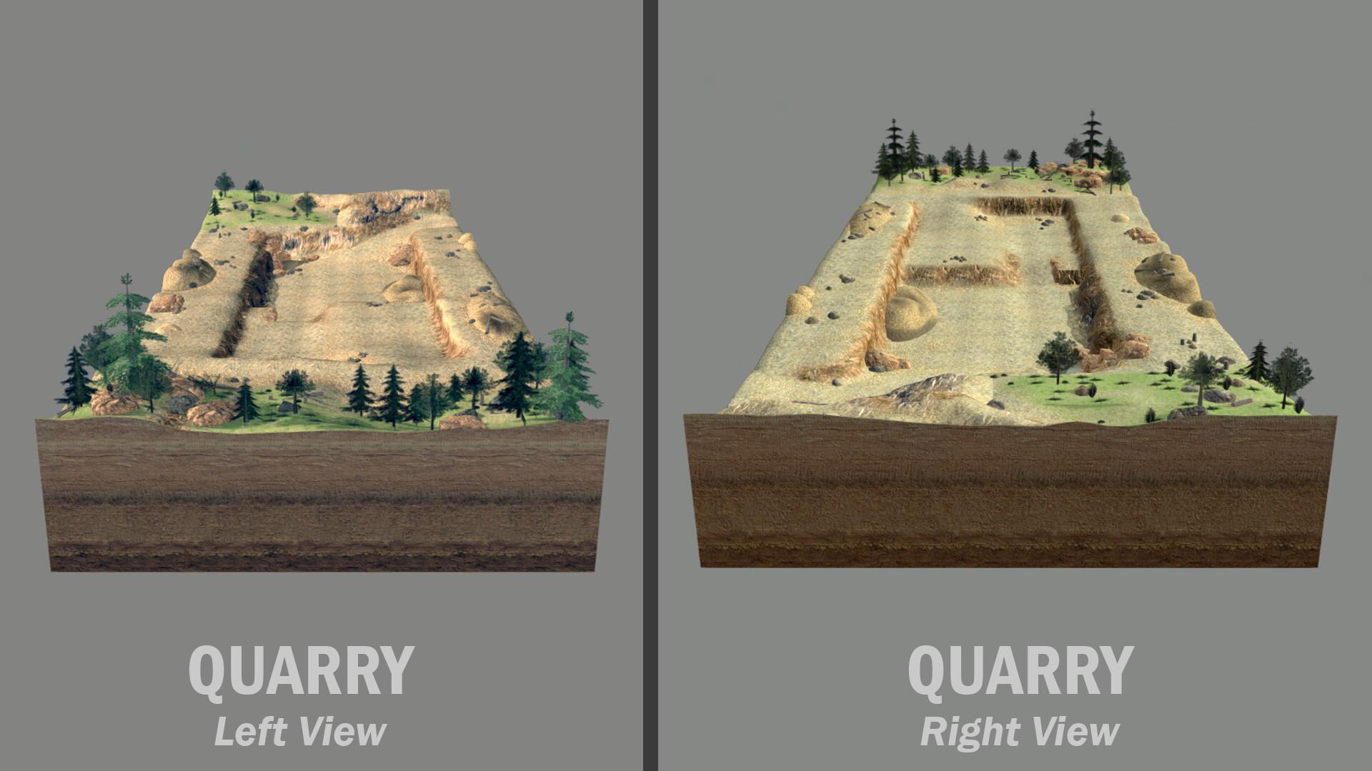 Jordan cameron quarry 31