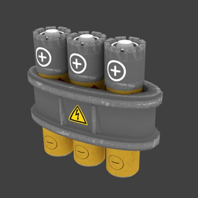 Andrew wilkins ammo small fusion cell