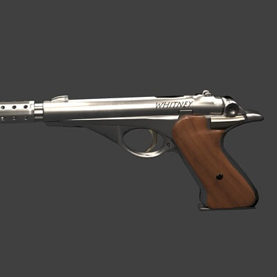 Andrew wilkins whitney wolverine pistol pbr1