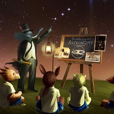 Mike smith astronomyclass4