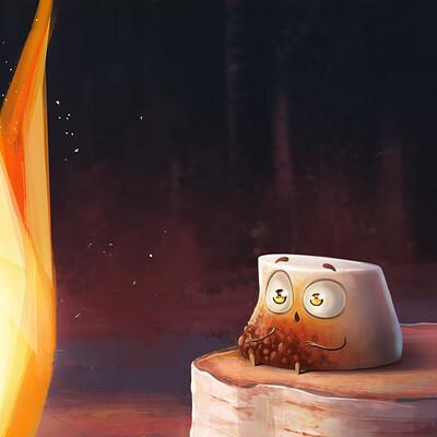 Maia zeidan marshmallow 5