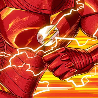 Aziz mbye the flash small