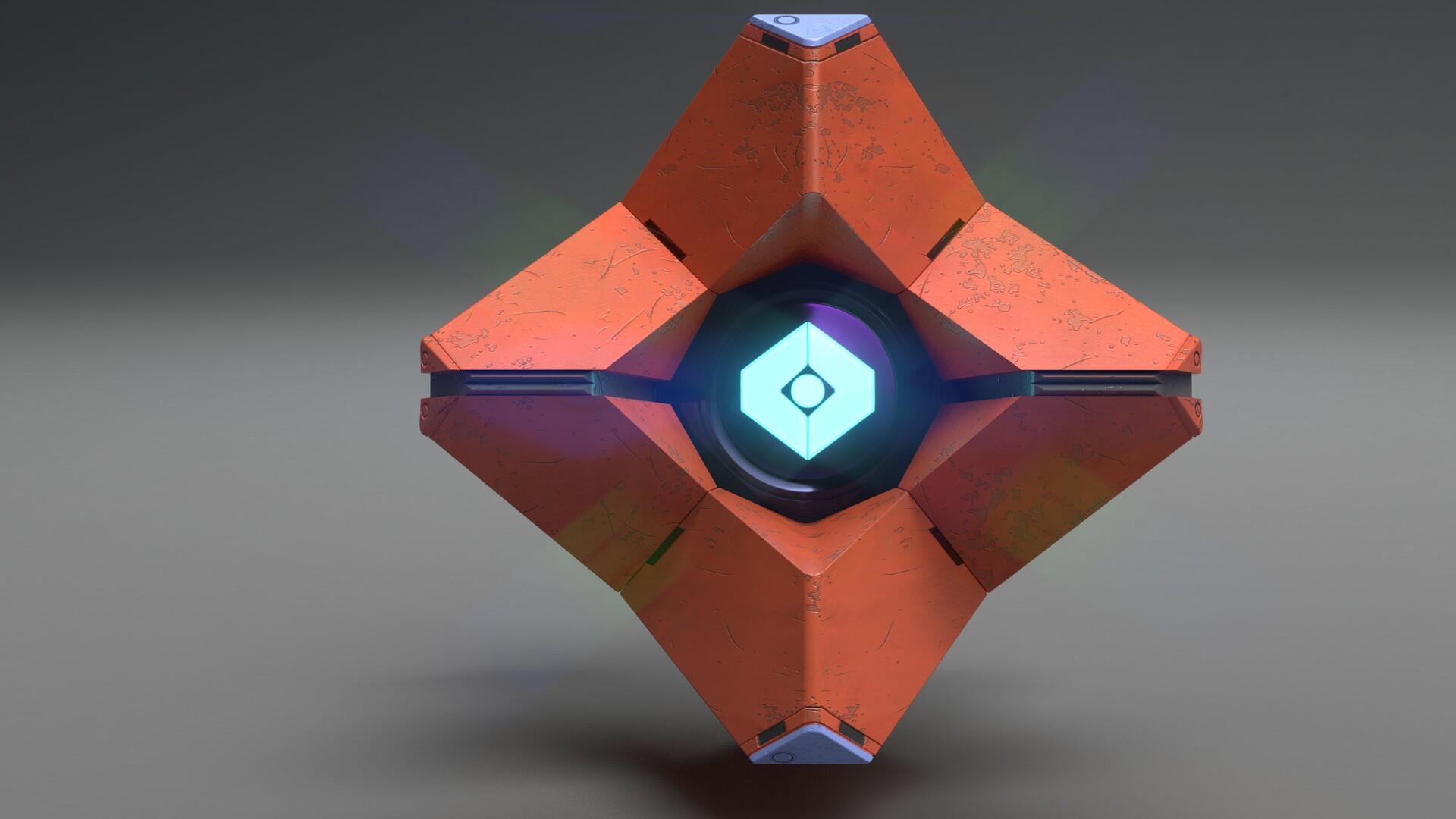 Orange Drab Shell (Front)