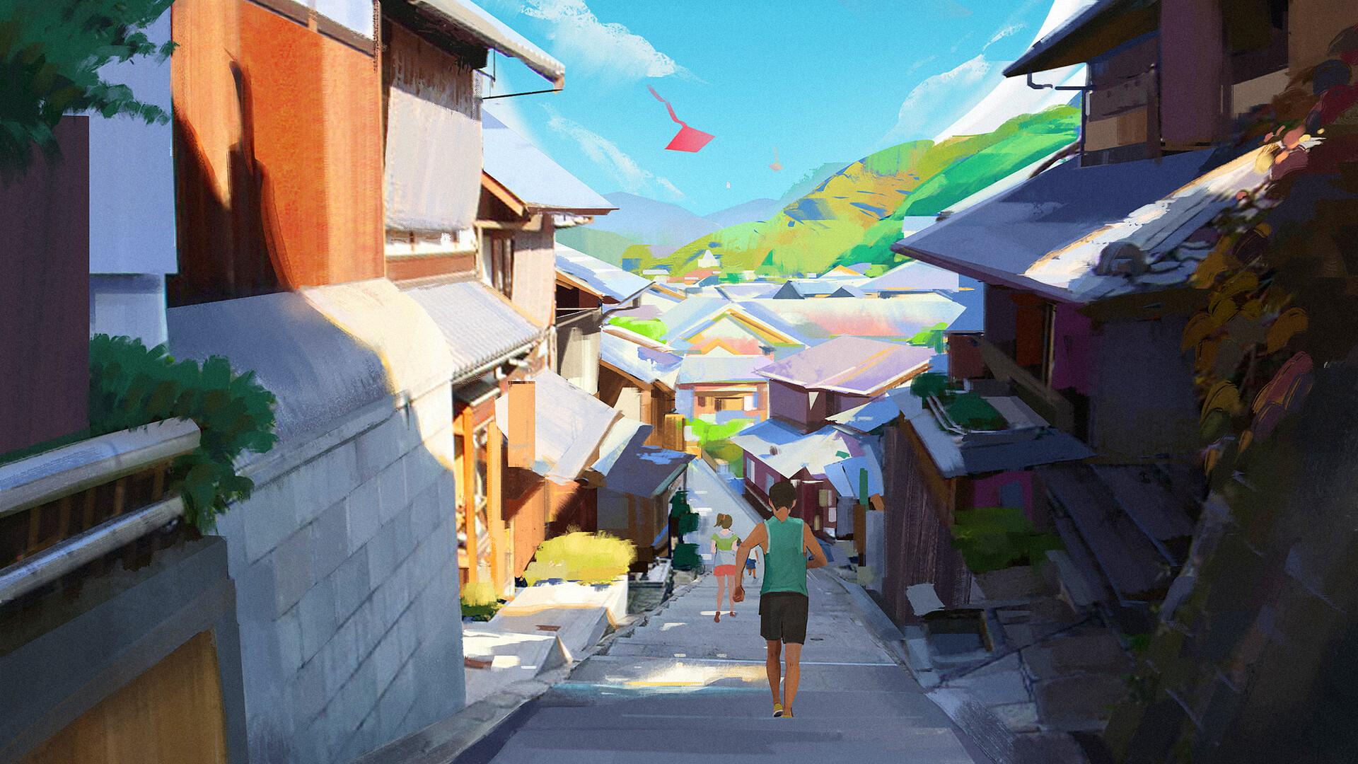 Liang mark tanabata 1