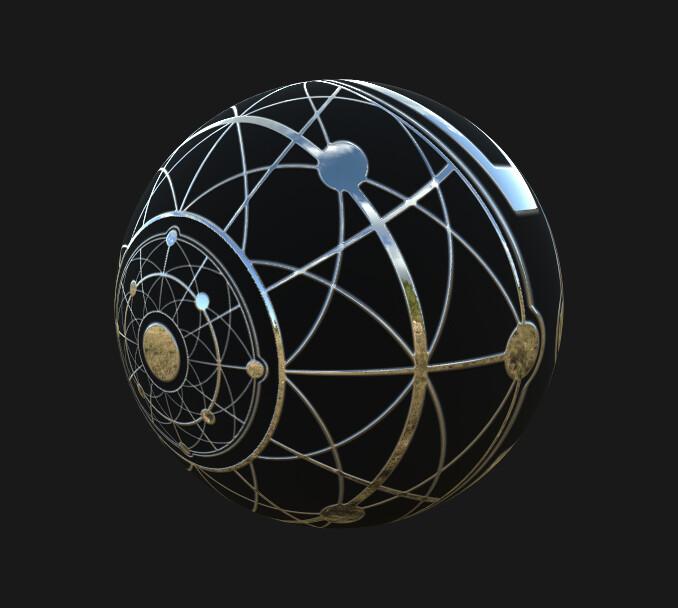 Wren cromwell geometricb