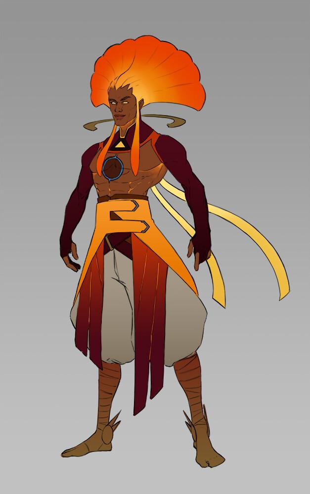 Tumo mere hero full body02