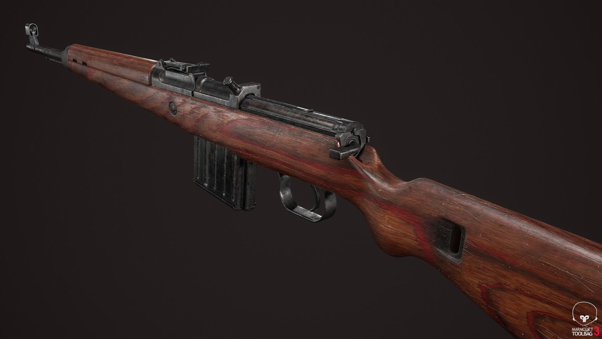 David letondor david letondor gewehr43 03
