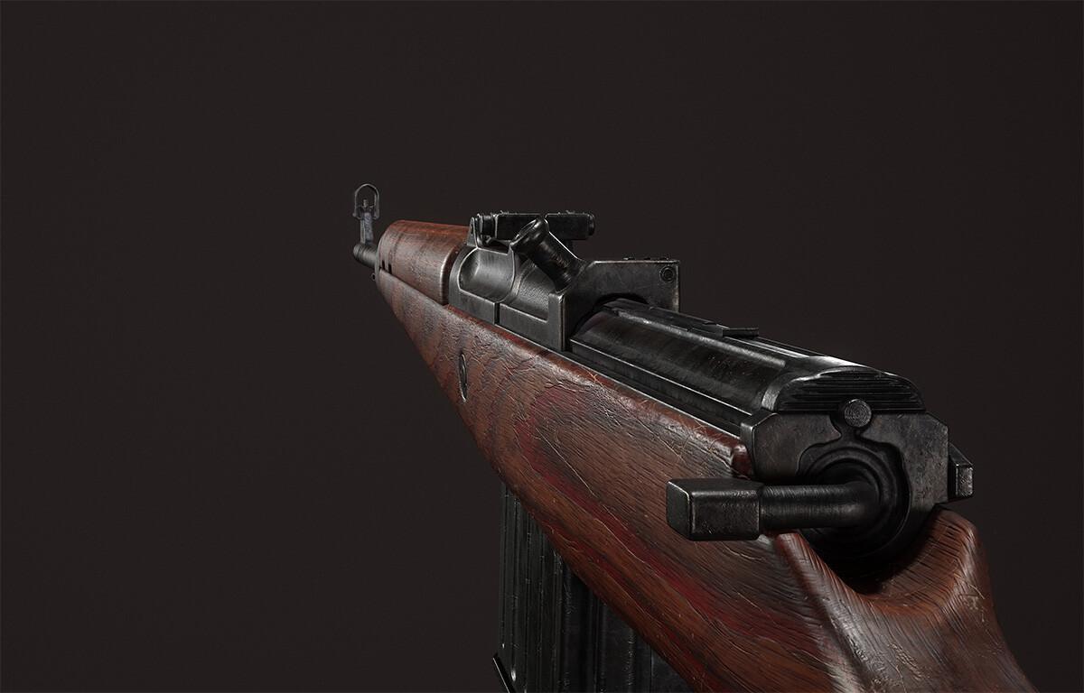 David letondor david letondor gewehr43 17