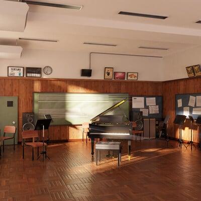 Md utsho piano room123