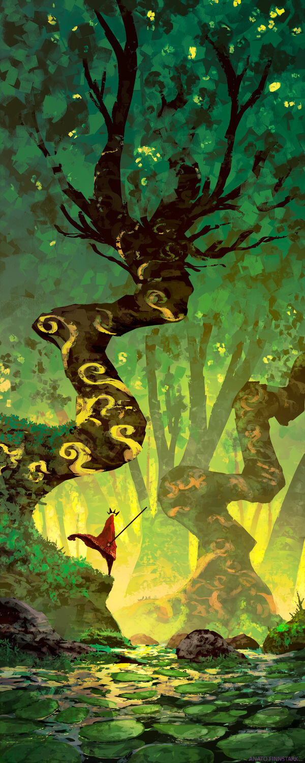 Anato finnstark the king s journey further in the forest by anatofinnstark dcyfq4e fullview