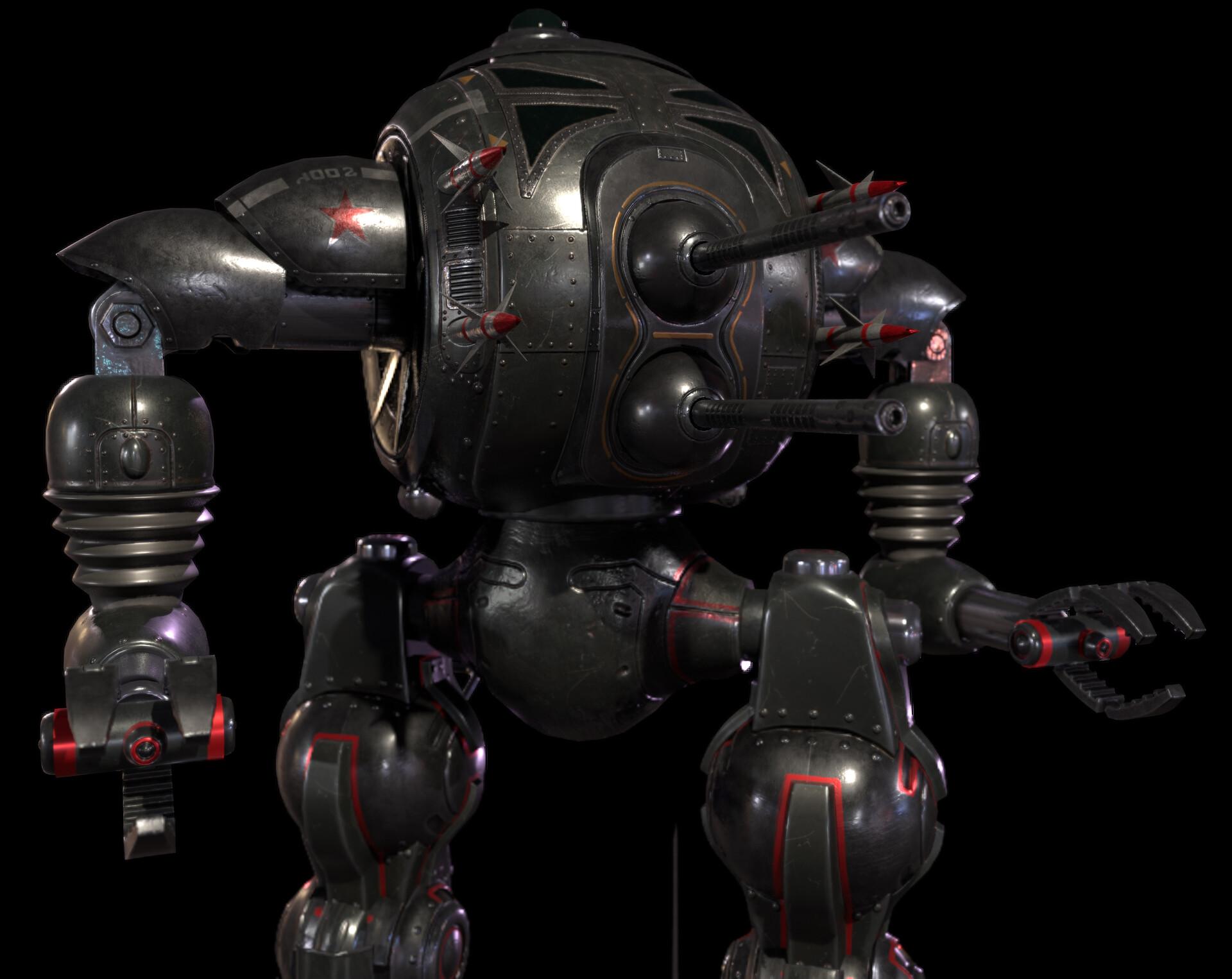 ArtStation - World of Tanks Console - Core Breach : Steel