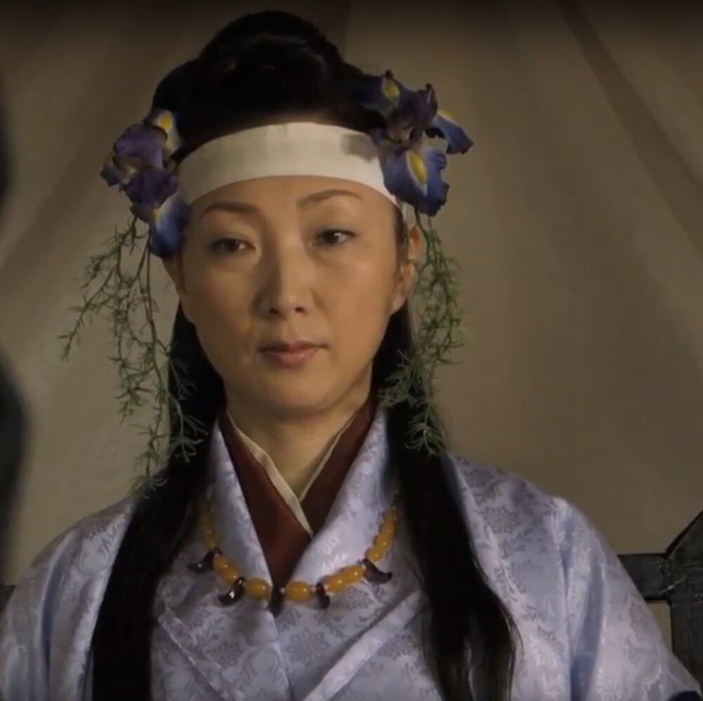 Suiko reference from a documentary about her life directed by Japanese Heritage.