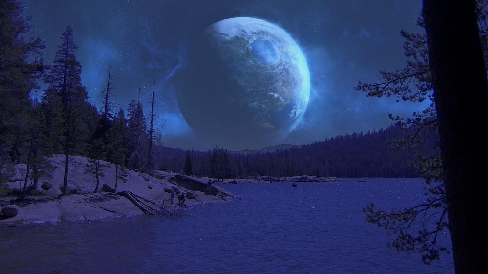 Made by Joseph Forthun using VFX in Blender