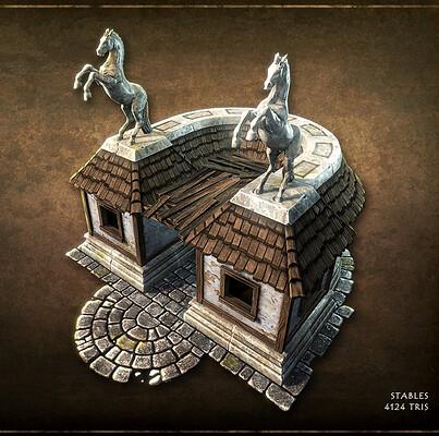 Viktor saghy viktor saghy stable render
