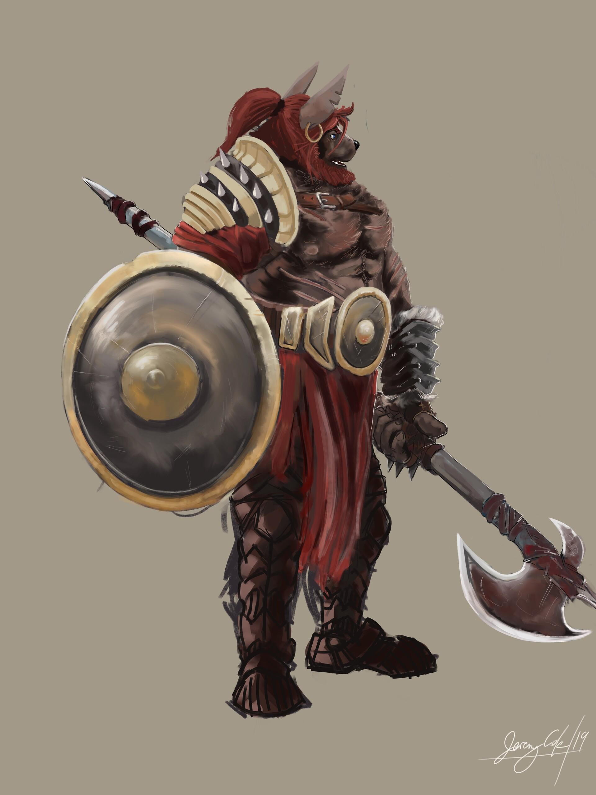 Gladiator Fantasy