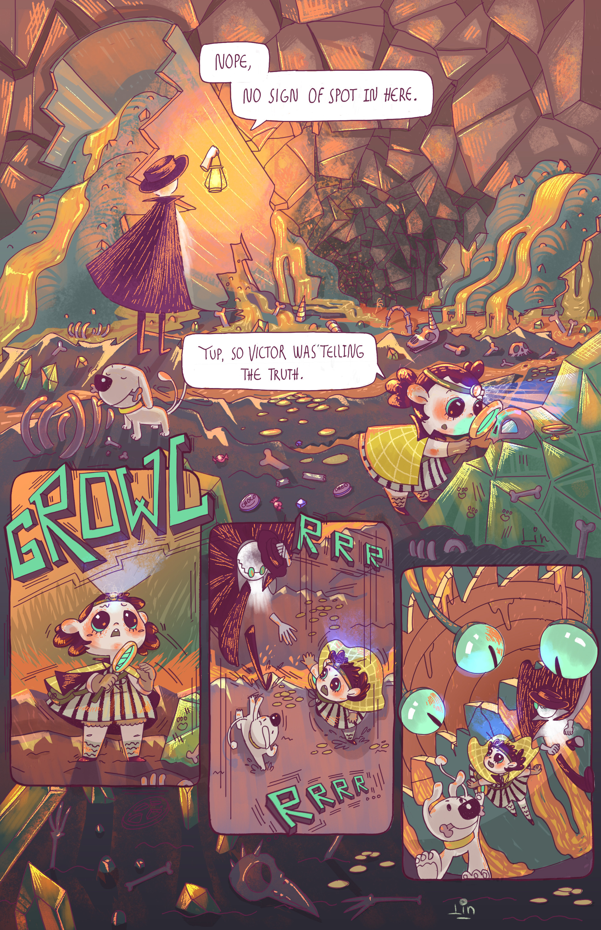 Early development of a graphic novel  I'm working on. Hope you like it too! =)