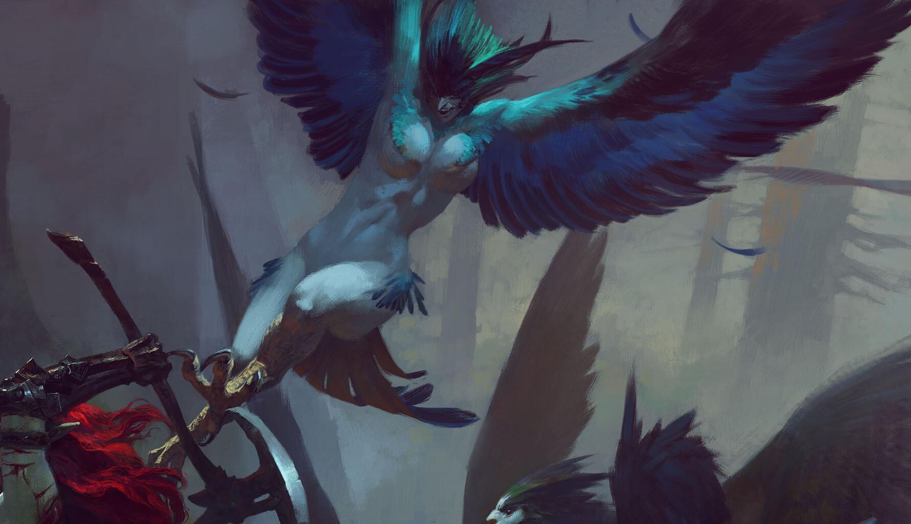 Bayard wu fighting in the harpy nest p02