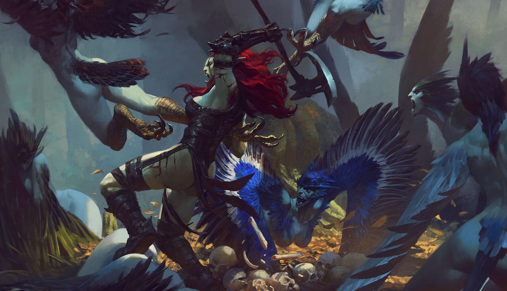 Bayard wu fighting in the harpy nest p03