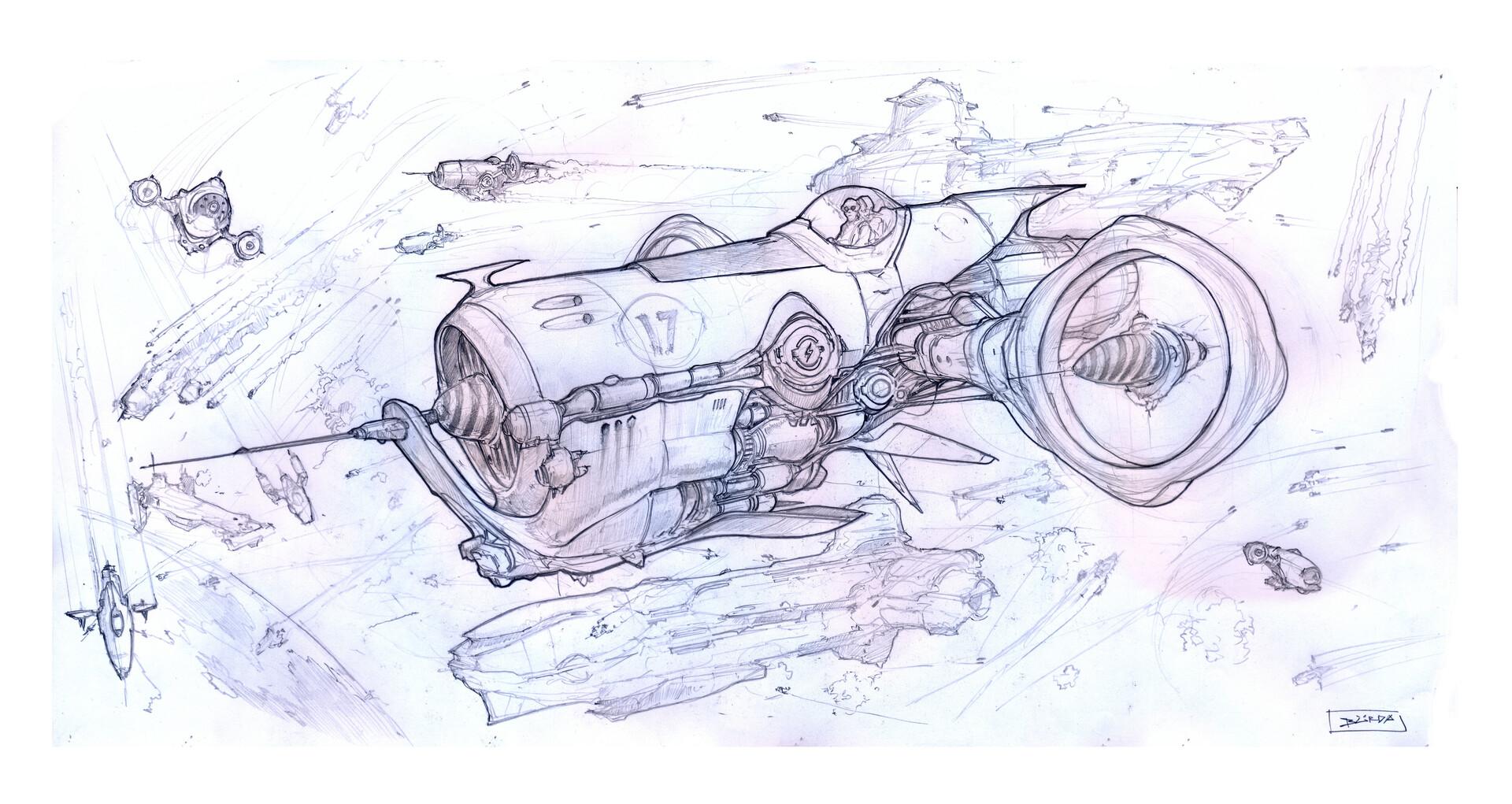 Alejandro burdisio batalla sketch1
