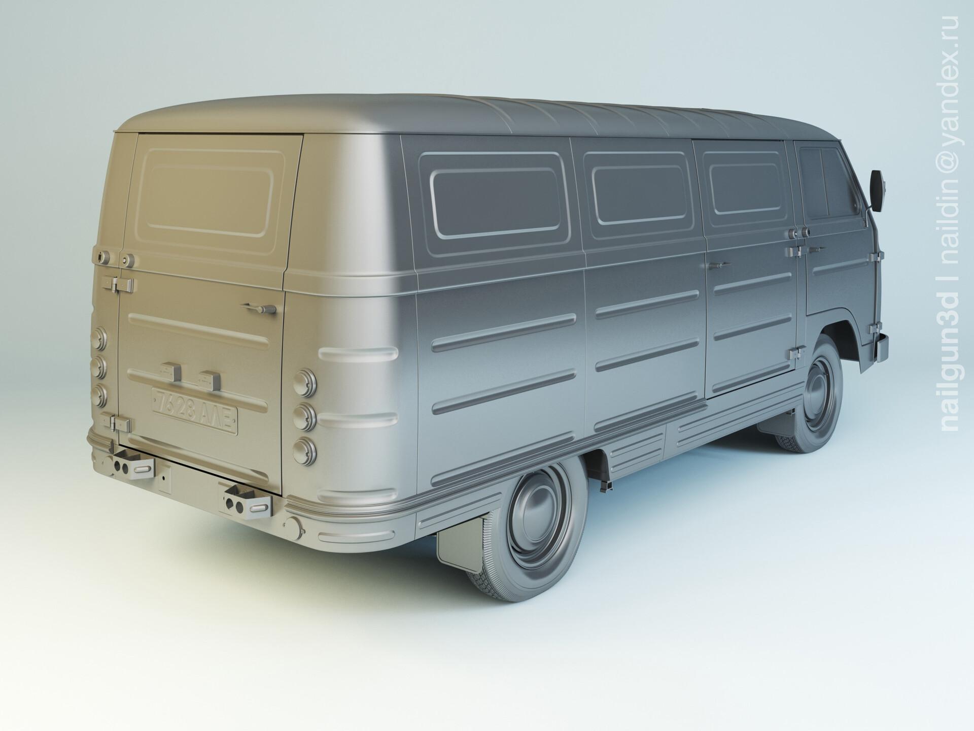 Nail khusnutdinov als 241 003 eraz 762b modelling 1