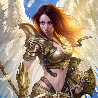 Kaya, The Archangel