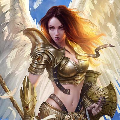 Kaya, The Archangel