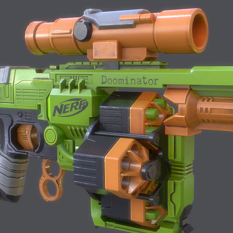 Nerf - Doominator