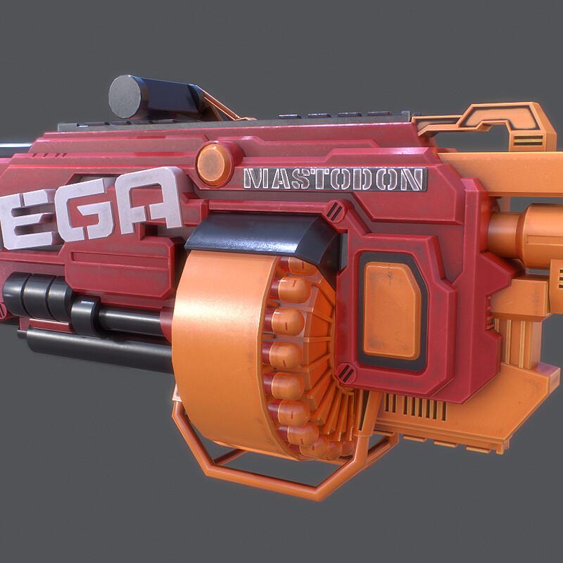 Nerf - Mega
